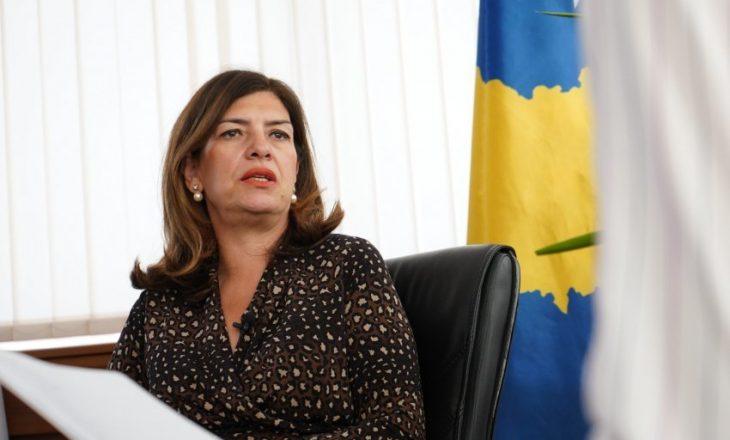 Vjosa Osmani shkarkon Valdete Dakën