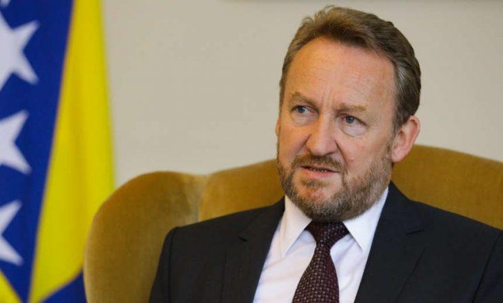 Izetbegoviq: Kosova e Republika Srpska s'mund të krahasohen