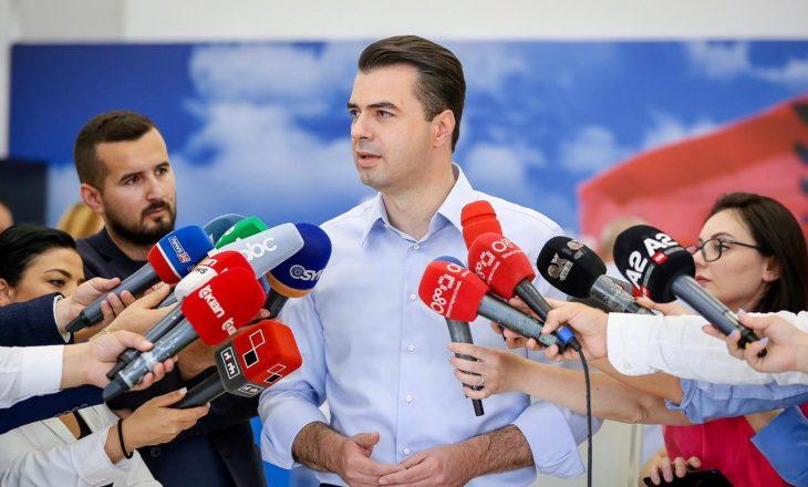 Zgjedhjet në PD – Basha pas votimit: Do e çojmë deri në fund betejën në përmbysje të regjimit Rama-Doshi