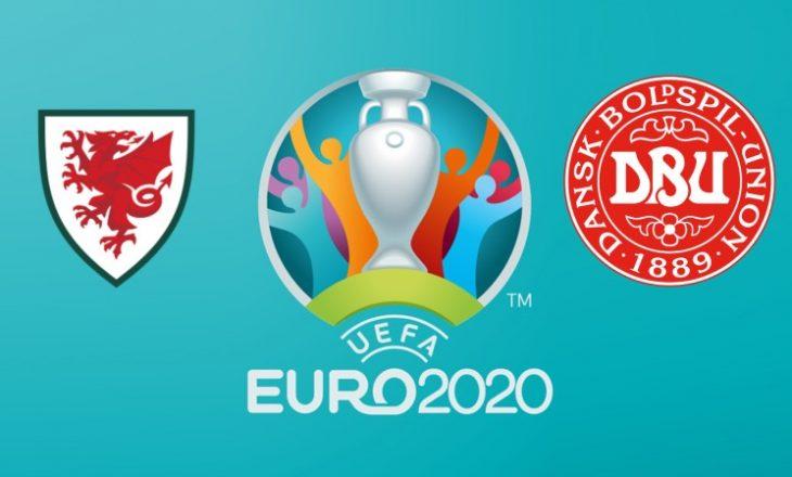 Danimarka kualifikohet në çerekfinale