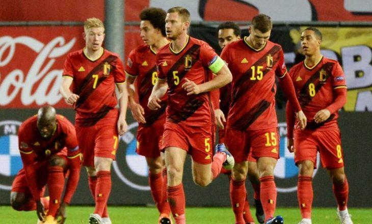 Belgjika me dy mungesa ndaj Rusisë për EURO 2020
