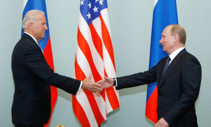 Ballafaqimi Biden Putin sot në Gjenevë