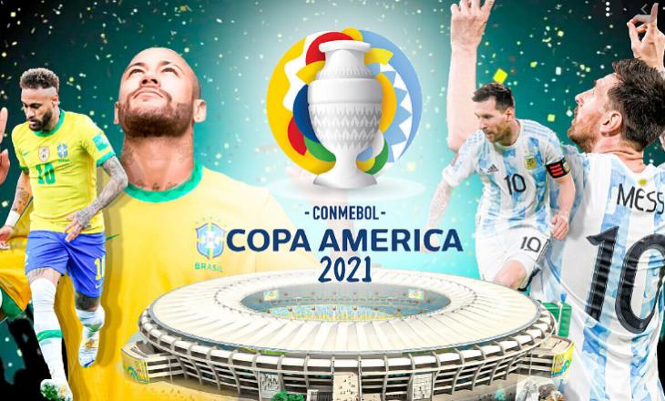 """Këto janë ndeshjet e çerekfinales në """"Copa America"""""""