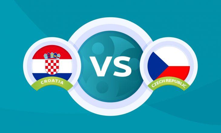 Kroaci – Republika Çeke: Formacionet zyrtare