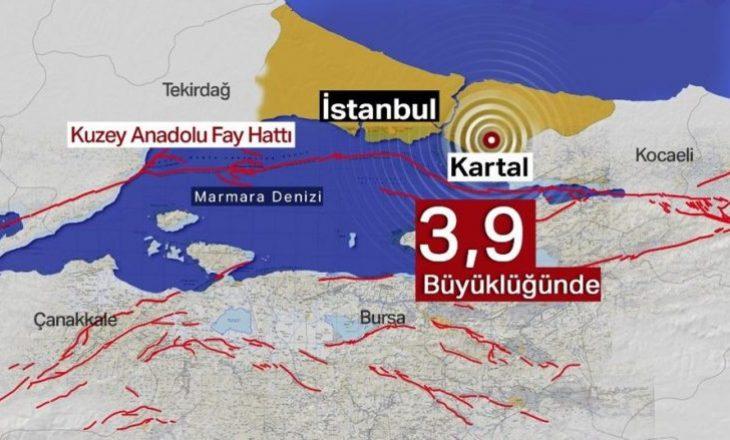 Tërmet në Stamboll