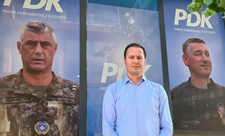 PDK në Drenas nuk e kandidon Ramiz Lladrovcin për kryetar