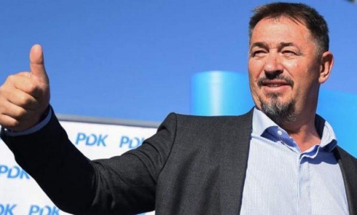 Lushtaku: PDK në Skenderaj më dha mbështetje të plotë për të garuar