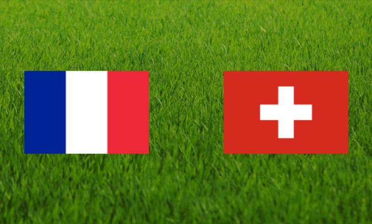 Francë – Zvicër: Formacionet zyrtare