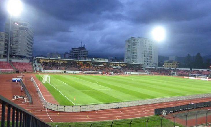 Prishtina ndeshjet për kualifikime në Champions i luan në Shqipëri