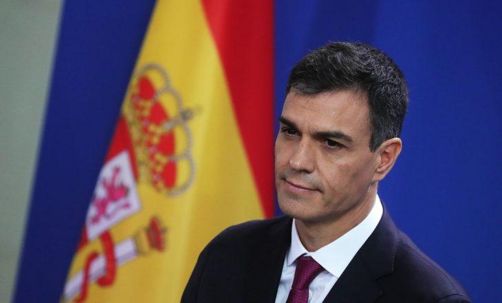 Spanja po planifikon faljen e seperatistëve katalunasë që u arrestuan më 2017