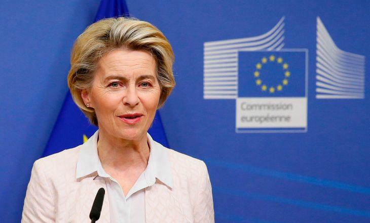 Ursula von der Leyen: Ligji i Hungarisë për LGBT është një 'turp
