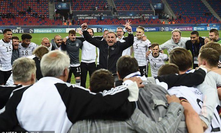 """Gjermania fiton """"Euro 2020"""" U21"""