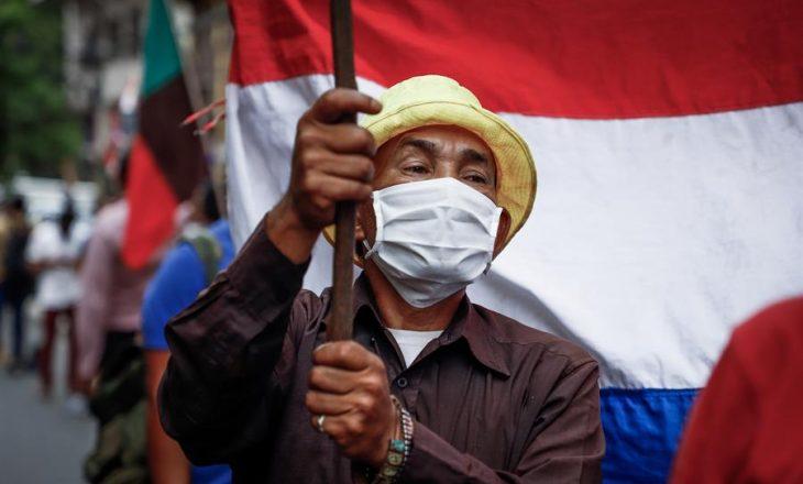 COVID-19: Paraguai shënon rekord ditor të vdekjeve
