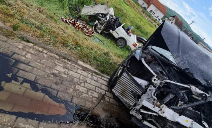 Policia jep detaje për aksidentin në Ferizaj ku humbën jetën katër persona