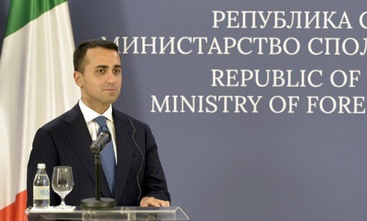 Ministri Jashtëm i Italisë: Dialogu mundësi historike për Kosovën dhe Serbinë