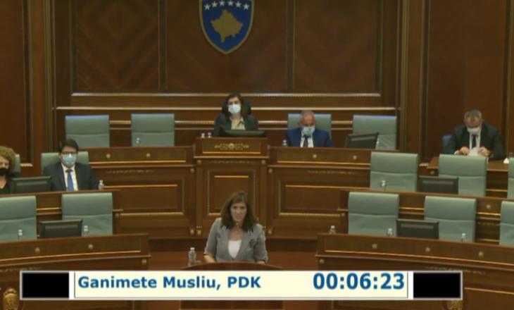Musliu kërkon shkarkimin e ministrit Mehaj: Rrezikon imazhin e FSK-së