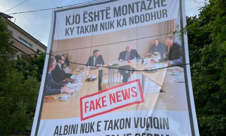 PSD me aksion për takimin e Kurtit me Vuçiqin