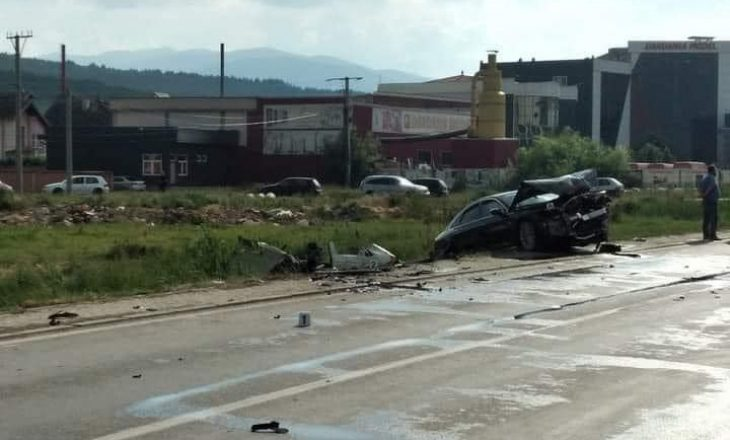 Një nga katër të vdekurit e aksidentit në Ferizaj është edhe një 12 vjeçar