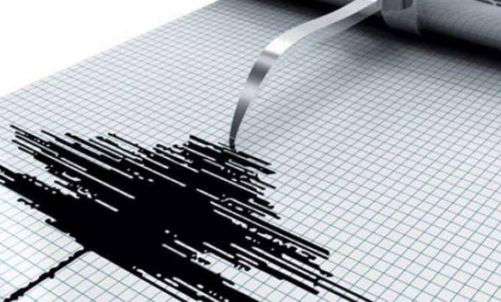 Tërmet në Greqi me magnitudë 5.7