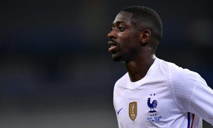 Zyrtare: Dembele e humbë pjesën tjetër të Kampionatit Evropian