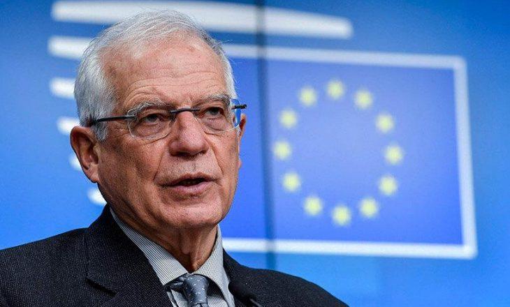 Borrell do t`i informojë ministrat e jashtëm të BE-së për takimin Kurti-Vuçiq