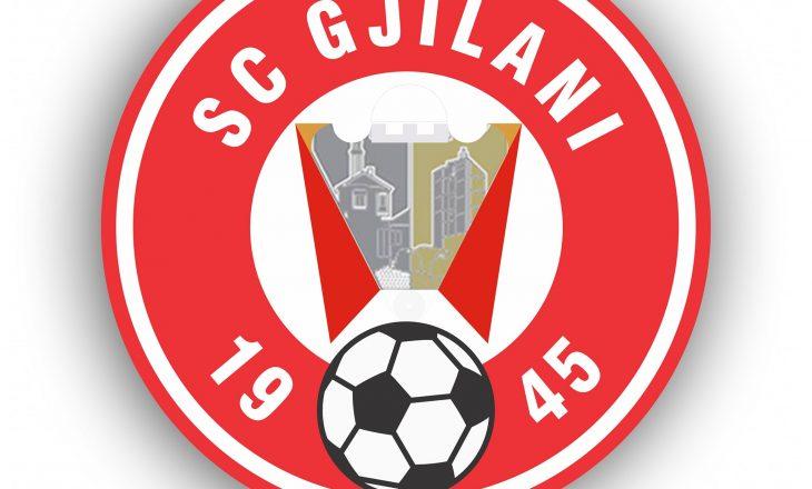 FC Gjilani njofton për ndryshime në klub