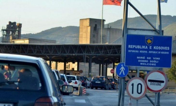 Nga 1 korriku mërgata nuk do të paguajë policë kufitare