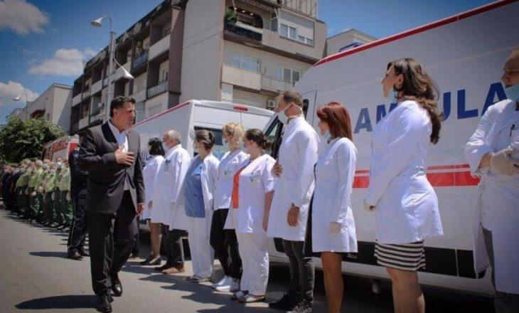 Haziri: Nga java e ardhshme do të fillojë vaksinimi masiv në Gjilan