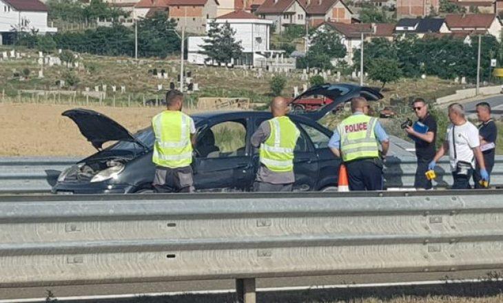 Policia jep detaje për aksidentin në autostradë ku humbi jetën një person
