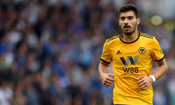 Arsenal nis bisedimet me Wolves për Ruben Neves