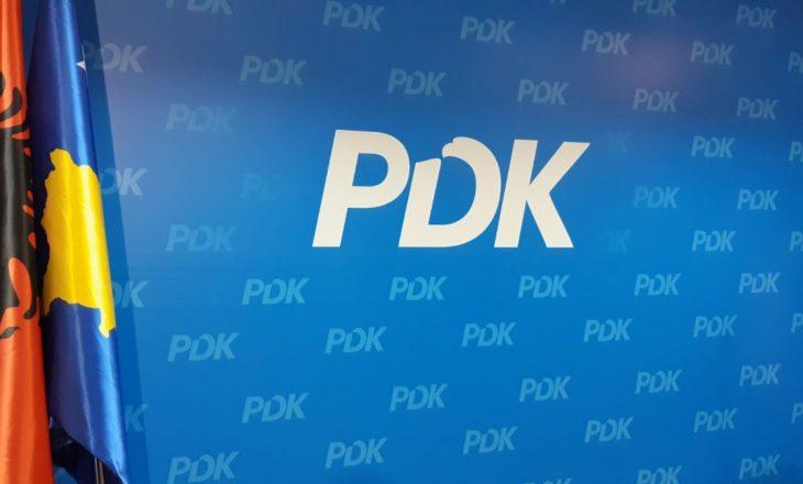 PDK thërret konferencë për media