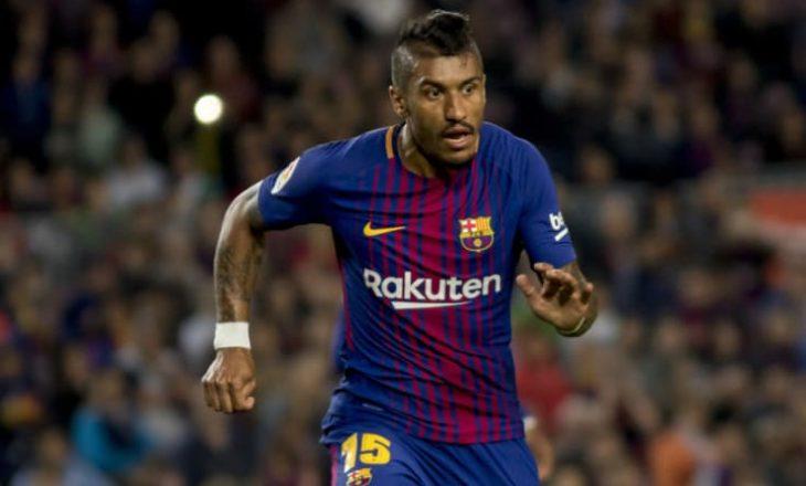 Paulinho lë hapur kalimin te Barcelona