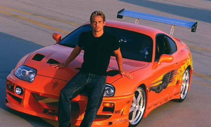 """Me një çmim marramendës, shitet makina që Paul Walker e përdorte në """"Fast & Furious"""""""