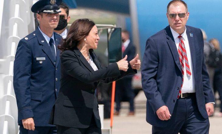 Avioni i zëvendëspresidentes së SHBA-së bëri ulje të detyruar për shkak të problemeve teknike
