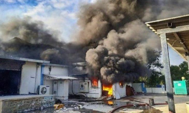 18 të vdekur nga shpërthimi i zjarrit në një fabrikë në Indi