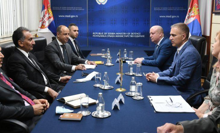 Ministri serb falënderon Irakun për mosnjohjen e Kosovës