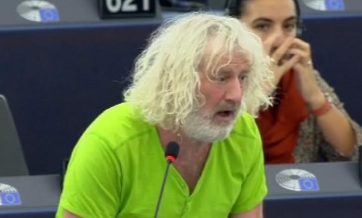 """Eurodeputeti irlandez i reagon ashpër Kurtit për NATO-n:  """"A e ke seriozisht, mos ke presion?"""""""