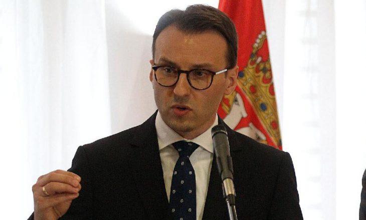 Petkoviq: Nga fjalimi i Vuçiqit kuptuam se s'ka njohje për Kosovën