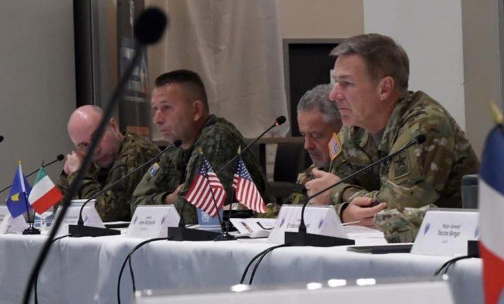 Gjeneral Rama në konferencën e ushtrive evropiane: FSK e gatshme për misione në të mirë të paqes