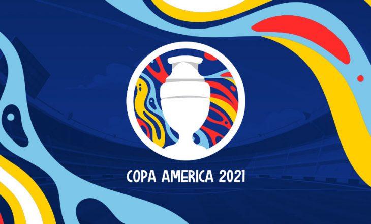 """Katër kombëtare që kaluan në çerekfinale në """"Copa America"""""""