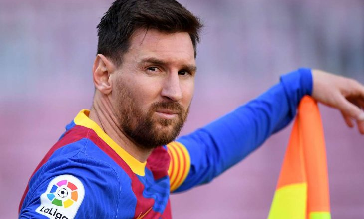 Messi feston ditëlindjen