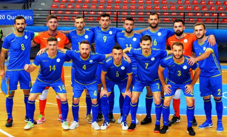 Përfaqësuesja e Kosovës në futsall pjesëmarrëse e turneut në Tailandë
