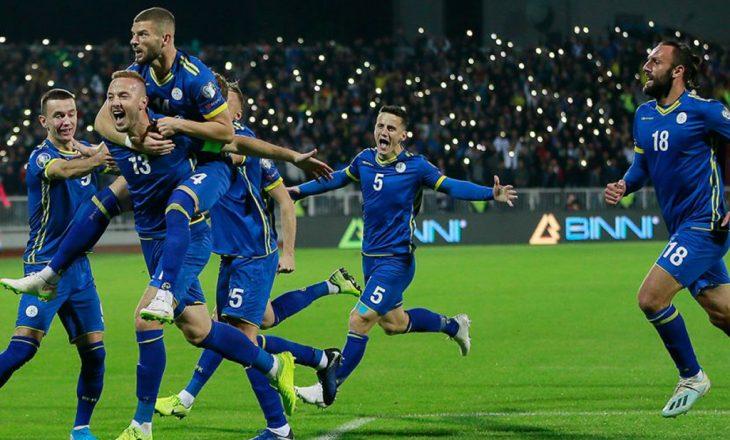 Kosovë – San Marino: Formacionet zyrtare