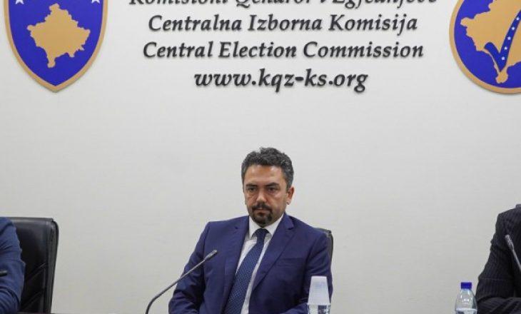 Kryetari i ri i KQZ-së e quan profesioniste Valdete Dakën