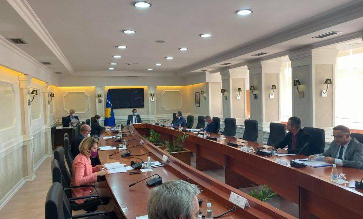 Dështon mbledhja e Kryesisë së Kuvendit në mungesë të kuorumit