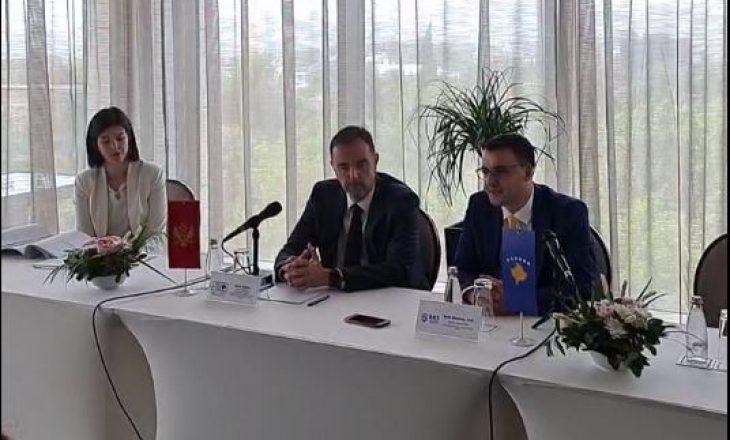Nënshkruhet marrëveshja për heqjen e sigurimit kufitar midis Kosovës dhe Malit të Zi