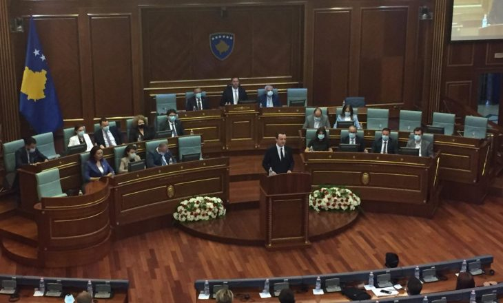 Kurti: Njohja e Kosovës nga Serbia e domosdoshme, s'do të ketë përsëritje të tragjedive