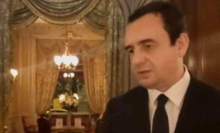 Kurti pas takimit me Macronin: S'ka zotim nga Franca për liberalizim të vizave