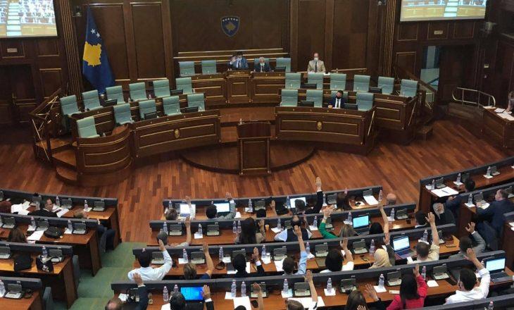 Kuvendi nuk miraton raportin vjetor të punës së RTK-së për vitin 2020