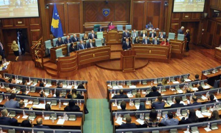 Partitë parlamentare kundër kompromiseve në marrëveshjen me Serbinë